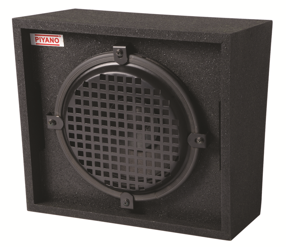 Ideally Suited For Indoor Public Addresses And Background Music System.  These Unites Combine Highly Efficient Cone Type Speaker And Wooden Cabinet  With ...
